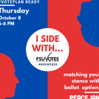 I Side With: Matching Your Stance with Ballot Options