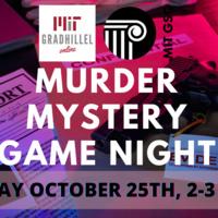 Murder Mystery Game Night
