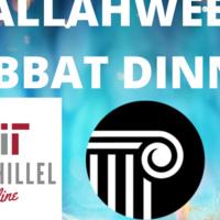 Challahween Shabbat Dinner