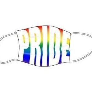 Pride Masks with Campus Activities
