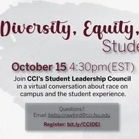 Diversity, Equity, & Inclusion: Students Speak
