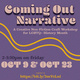 Coming Out Narrative: A Creative Non-Fiction Craft Workshop