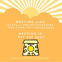 ECU Project Sunshine Interest Meeting