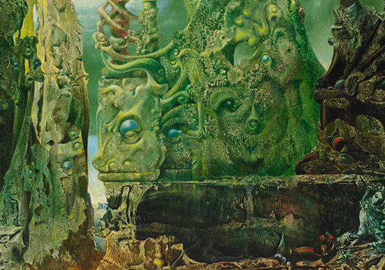 "New Perspectives Talk: Confronting the Strange in Max Ernst's ""L'oeil du Silence"""
