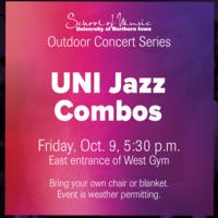 Outdoor Concert Series: Jazz Combos Concert