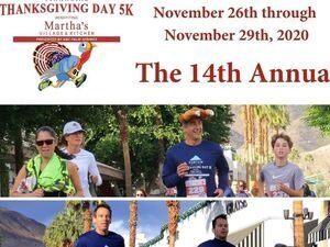 The Fortem Financial Thanksgiving 5K benefitting Martha's Village & Kitchen