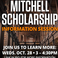 Mitchell Scholarship Information Session