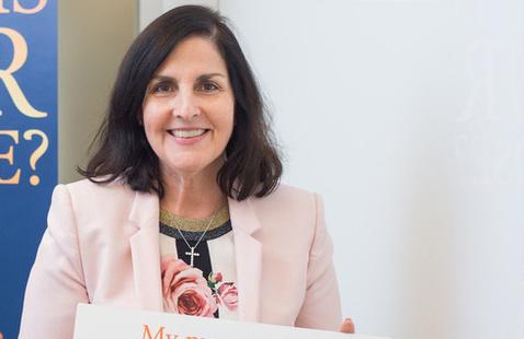 Leading Voices: Connie Rishwain '79