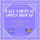 Fall NASP Open House