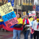 Colombian Peace Protest