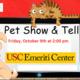 Intergenerational Pet Show & Tell