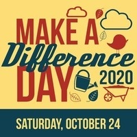Make A Difference Day 2020