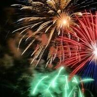 Fireworks - Founder's Week