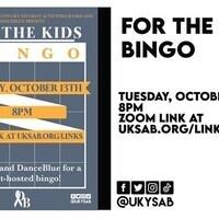 For The Kids Bingo
