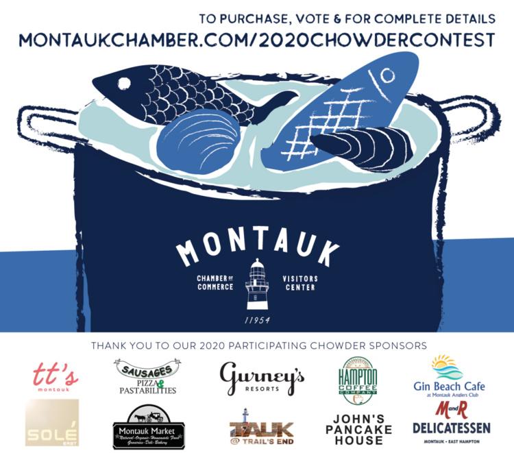 2020 Montauk Chowder Contest