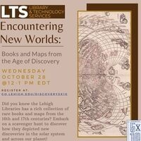 5x10: Encountering New Worlds: Books and Maps from the Age of Discovery | LTS