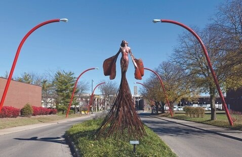 Visit Indiana's The 20 IN 20: Public Art