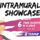 Intramural Hot Spot Basketball Challenge Registration Open