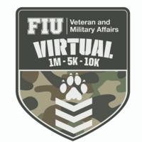 FIU Veteran and Military Affairs VIRTUAL 1M-5K-10K