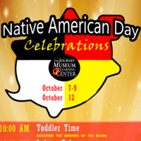 Native American Day Celebrations