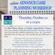 Advance Care Planning Workshop