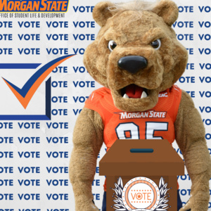 Morgan State Votes!