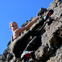 Emigrant Lake Climbing Trip