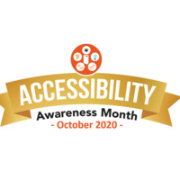 Accessibility Awareness Month - October 2020