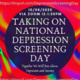 FAU CAPS: Taking on National Depression Screening Day