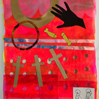Exhibition | MFA Candidate Brianna Doyle: Jesus is the son, and the sun is a circle