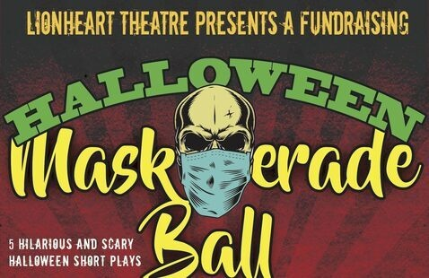Halloween Maskerade Ball A Fun Spooky Party and Lionheart Fundraiser