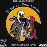 Drive-In Movie Night: The Nightmare Before Christmas