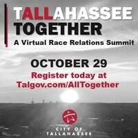 Tallahassee All Together – A Race Relations Summit
