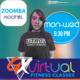 Zoomba   Virtual Group Exercise