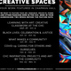 Creative Spaces: Black Lives Celebration & Justice