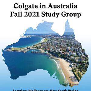Fall 2021 Australia Study Group Poster