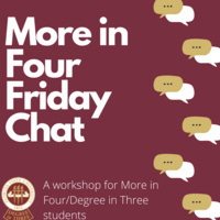 More in Four Friday Chat:  Stress Management