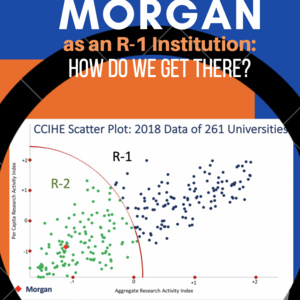 Morgan as a R1 Institution: How Do We Get There?