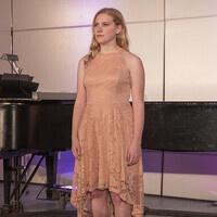 Morgan Bott, Senior Voice Recital