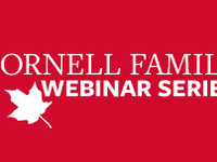 NSP Family Webinar Series Presents Cornell Social: Student Engagement in the Time of COVID