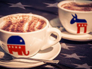 "Special Edition: Coffee Shop Talk with Chris Bonneau:  ""The 2020 Presidential Election"""