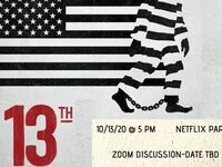 13th Documentary Netflix Watch Party