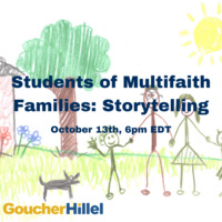 Students of Multifaith Families: Storytelling