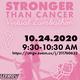 Zoombathon | Breast Cancer Awareness