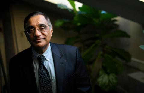 Uncommon Fare Event with Professor Ali Asani