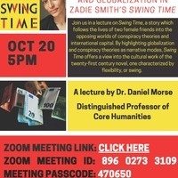 Conspiracy Theories and Globalization in Zadie Smith's Swing Time