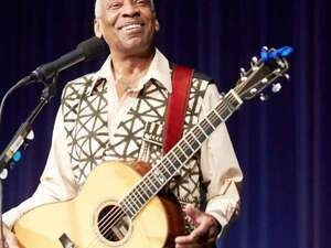 Livestream: Music at the Mansion Presents Reggie Harris