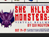 She Kills Monsters by Qui Nguyen | Theatre Production