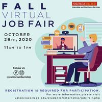 Fall Virtual Job Fair