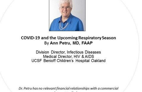 Grand Rounds: COVID-19 and the Upcoming Respiratory Season